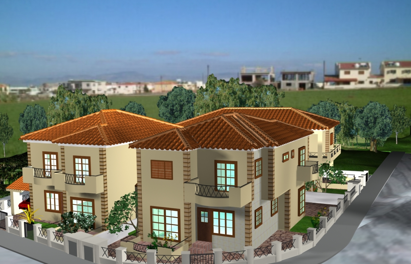 Livadiotis Strovolos Mansions